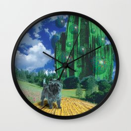 The Oz Suite - Dorothy Wall Clock