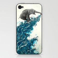 Self Serve/Surf iPhone & iPod Skin
