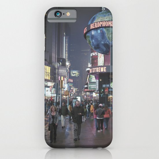 it's not even square... iPhone & iPod Case