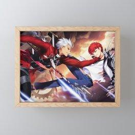 FSN Framed Mini Art Print