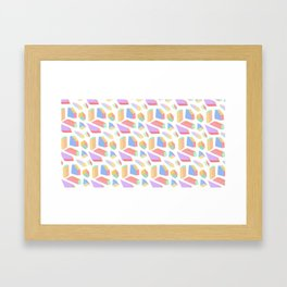 Funground Framed Art Print
