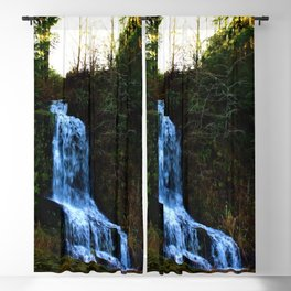 Waterfall Blackout Curtain