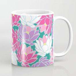 water lilies Coffee Mug