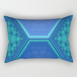 Solemn Rectangular Pillow