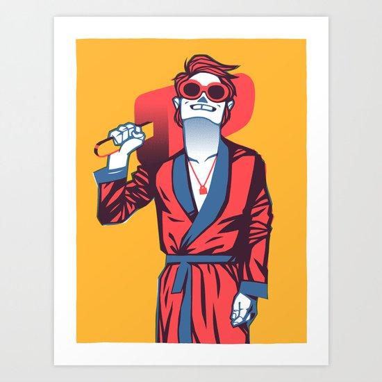 Popsickol Art Print