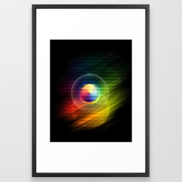 Dreams + Starlight Framed Art Print
