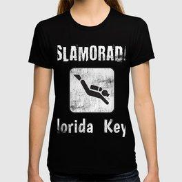 Islamorada Florida Keys scuba diving souvenir vacation shirt T-shirt