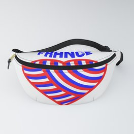 j'aime la france Fanny Pack