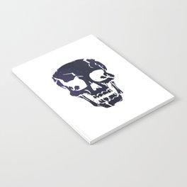 Space Skull Notebook