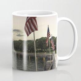 Boulevard summer sundown Coffee Mug
