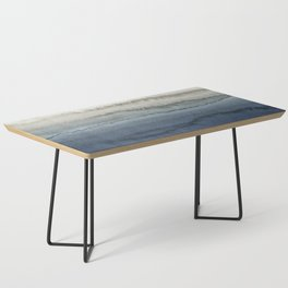 WITHIN THE TIDES - CRUSHING WAVES BLUE Coffee Table