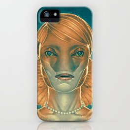 The Fisherman's Bride iPhone Case
