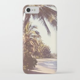 Hawaiian Palms iPhone Case