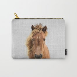 Wild Horse - Colorful Carry-All Pouch