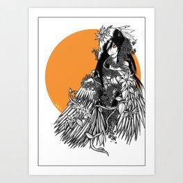harpie Art Print