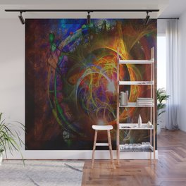 Time Eclipses All Wall Mural