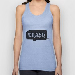 Trailer Trash 2 Unisex Tank Top