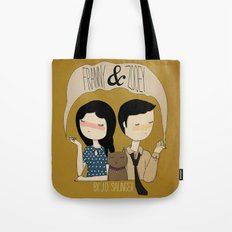 Franny & Zooey Tote Bag