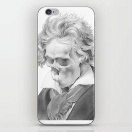 Ludwig iPhone Skin