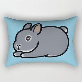 Netherland Dwarf Bunny Loaf Rectangular Pillow