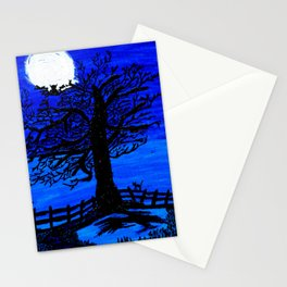 Night Life Stationery Cards