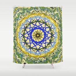 Mandala No.1 Shower Curtain
