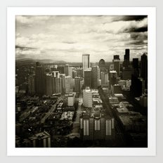 South Side Art Print