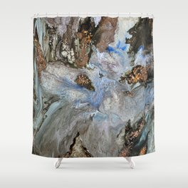 Watercourse2 Shower Curtain