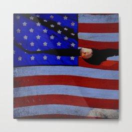 America!! Metal Print