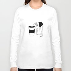 Coffee, First Long Sleeve T-shirt