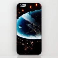 astronomy iPhone & iPod Skins featuring Astronomy Ceiling by VitaniVerci