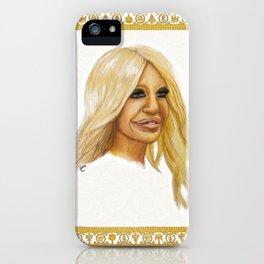 DONATELLA iPhone Case