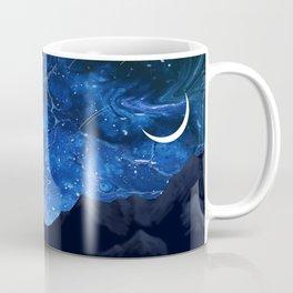 Moonlit Awakening Coffee Mug