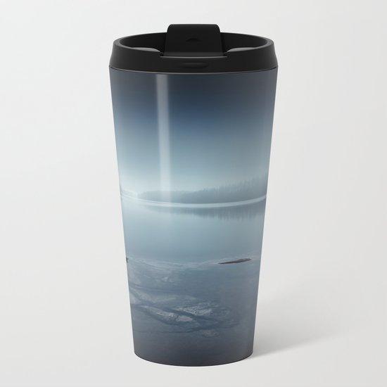 I can´t sleep Metal Travel Mug