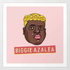 Bigzalea Art Print