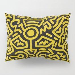Humans Growing Pillow Sham