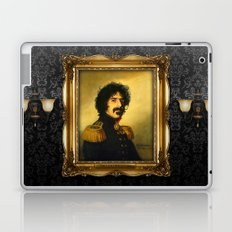 Frank Zappa - replaceface Laptop & iPad Skin