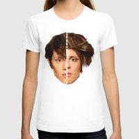 tegan and sara T-shirts featuring TEGAN AND SARA by MGNFQ