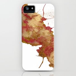 Smushed Butterfly iPhone Case