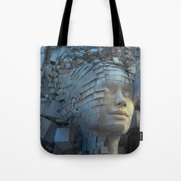 Dissolution of Ego Tote Bag