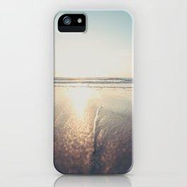 The Ocean Is Calling San Diego California iPhone Case