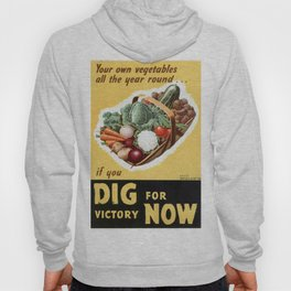 Dig For Victory Hoody