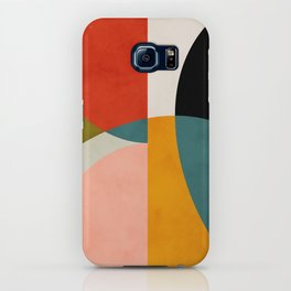 geometry shapes 3 iPhone Case