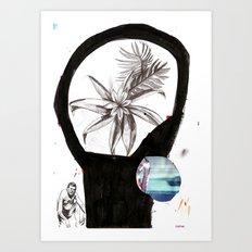 des7 Art Print