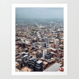 Landscape Photography by Ravi Patel Art Print
