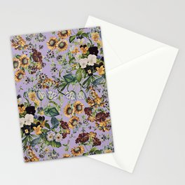 Romantic Garden VIII Stationery Cards