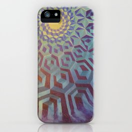 Moonlight Wave iPhone Case