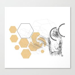 Pal-Jef Canvas Print