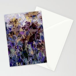 The Visionary Poetry Abstract Wall Decor Stationery Cards