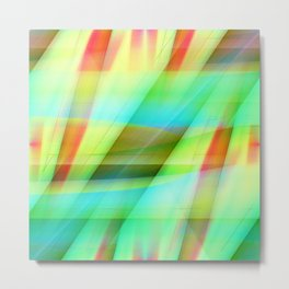Multicolored abstract no. 31 Metal Print